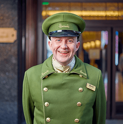 Harrods<br/>Employer brand